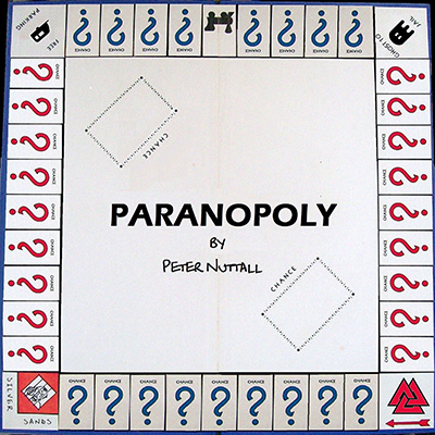 Paranopoly Audiobook