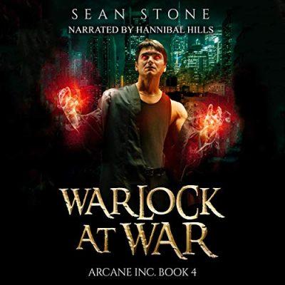 Warlock at War Audiobook