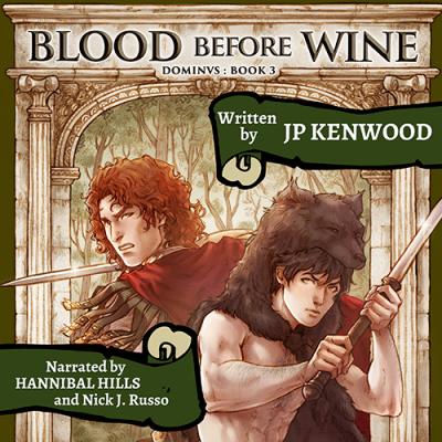 Blood Before Wine Audiobook