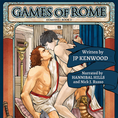 Games of Rome Audiobook