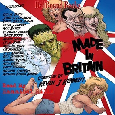 Made in Britain Audiobook