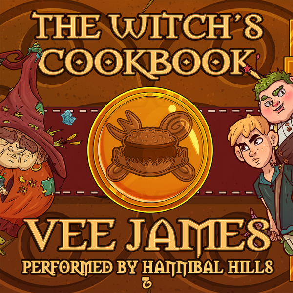 The Witch's Cookbook Audiobook